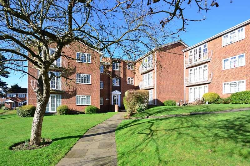 2 Bedrooms Flat for rent in Belgrave Manor, Woking, GU22