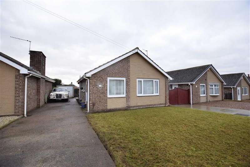 2 Bedrooms Detached Bungalow for sale in Byland Way, Monk Bretton, Barnsley, S71