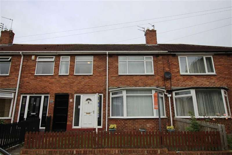 3 Bedrooms Terraced House for sale in Marlborough Avenue, Newcastle Upon Tyne, NE3