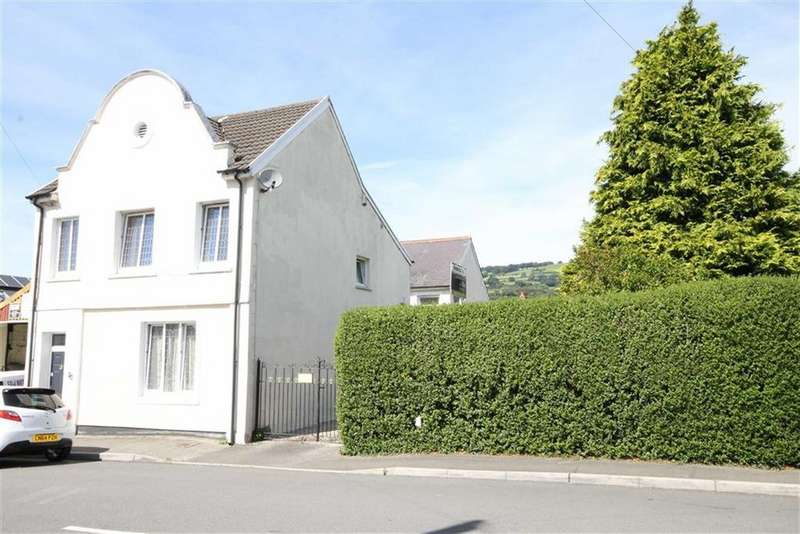 3 Bedrooms Detached House for sale in Newport Road, Bedwas, Caerphilly, CF83