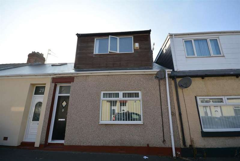 2 Bedrooms Cottage House for sale in Tanfield Street, Pallion, Sunderland