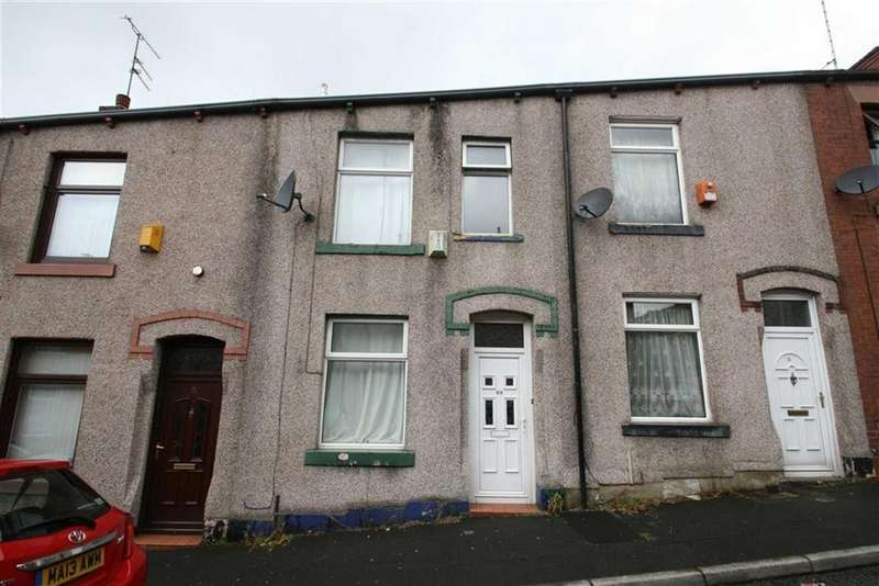 3 Bedrooms Terraced House for sale in 23, Cinnamon Street, Spotland, Rochdale, OL12