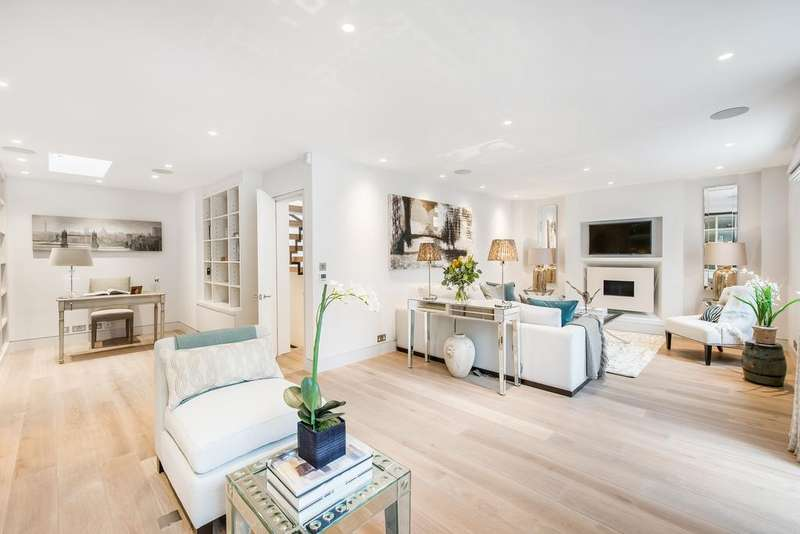 3 Bedrooms Mews House for sale in Pavilion Road, SW1X