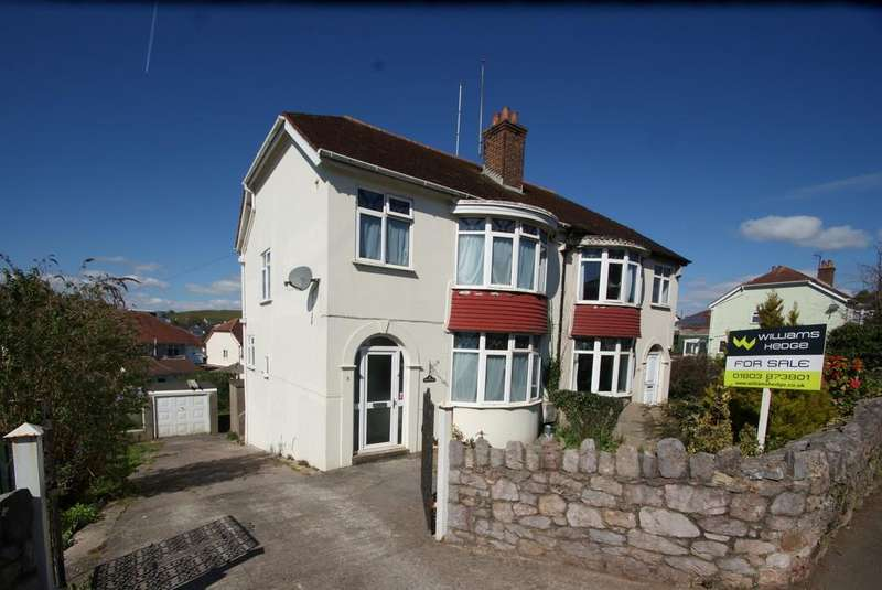 3 Bedrooms Semi Detached House for sale in Newton Road   Kingskerswell   Newton Abbot