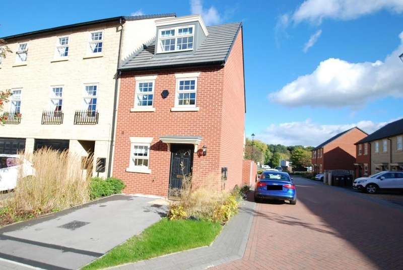 3 Bedrooms End Of Terrace House for sale in Woodbourn Gardens, Wombwell S73