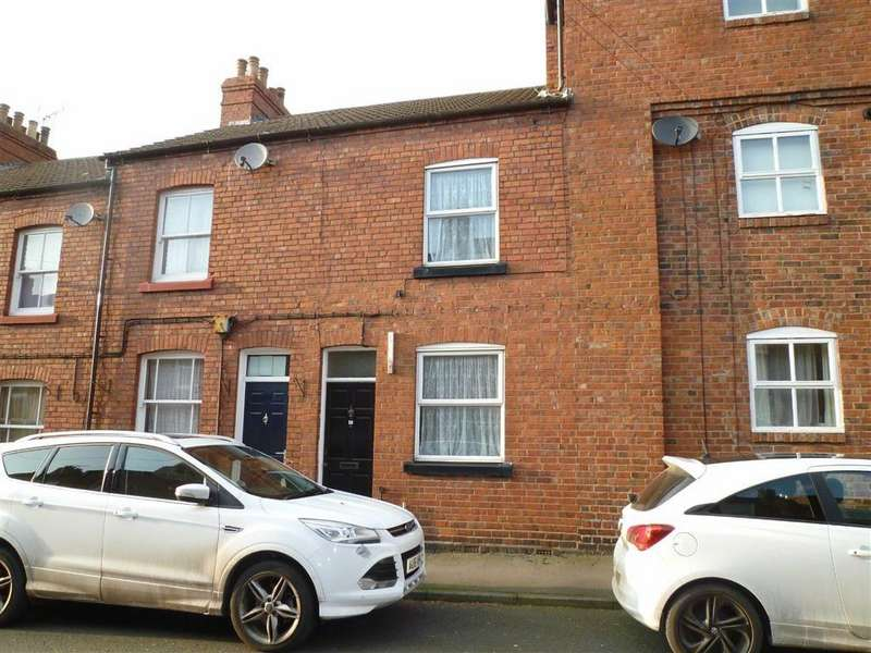 3 Bedrooms Terraced House for sale in Coronation Street, Highley, Nr Bridgnorth, Shropshire