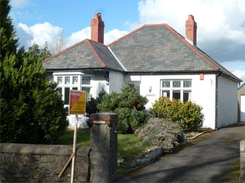 2 Bedrooms Detached Bungalow for sale in Tenby Road, Cardigan, Ceredigion