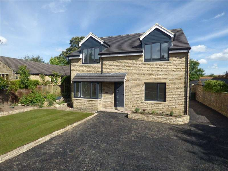 4 Bedrooms Detached House for sale in Robins Croft, Sheriff Lane, Eldwick, West Yorkshire