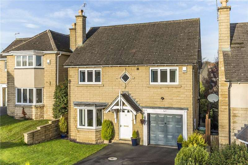 4 Bedrooms Detached House for sale in Strangford Court, Apperley Bridge, Bradford, West Yorkshire