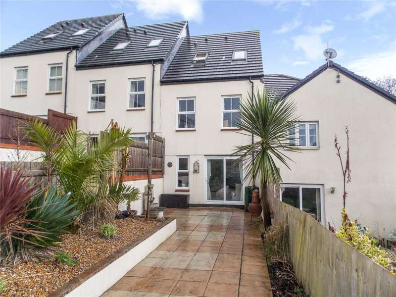 3 Bedrooms Terraced House for sale in Sparnock Grove, Truro