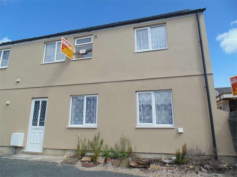 2 Bedrooms End Of Terrace House for sale in Willow, 53B Dimond Street East, Pembroke Dock