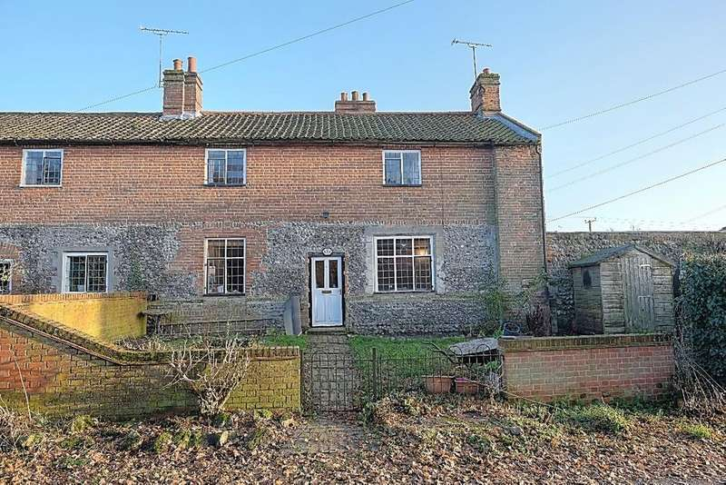 3 Bedrooms Cottage House for sale in Suffield, between Aylsham and North Walsham