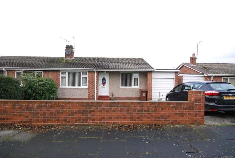 2 Bedrooms Bungalow for sale in Cresswell Drive, Redhouse Farm