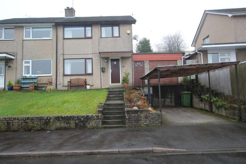 3 Bedrooms Semi Detached House for sale in 47 Bleaswood Road, Oxenholme