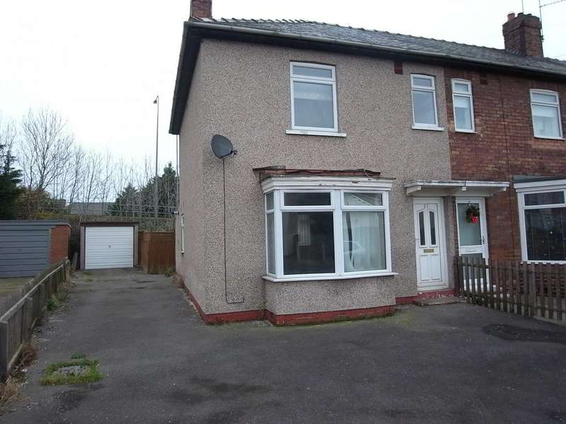 3 Bedrooms Semi Detached House for sale in Essex Crescent, Billingham, TS23