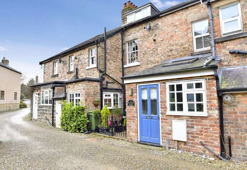 3 Bedrooms Terraced House for sale in Flaxton Terrace, Pannal