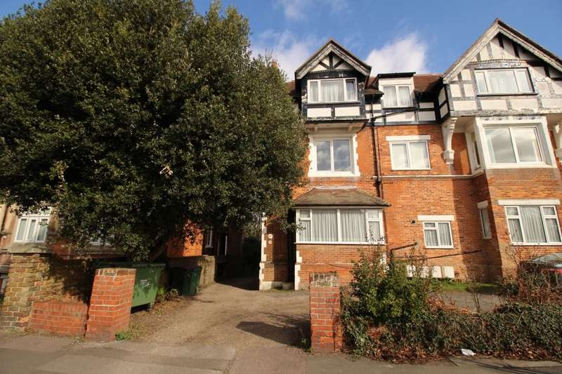 2 Bedrooms Flat for sale in Radnor Park Avenue, Folkestone, CT19