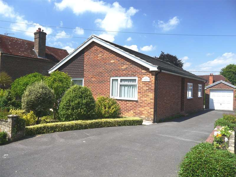 2 Bedrooms Detached Bungalow for sale in School Lane, Stedham, Midhurst, West Sussex, GU29