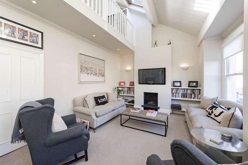 3 Bedrooms Flat for sale in Wardo Avenue, SW6
