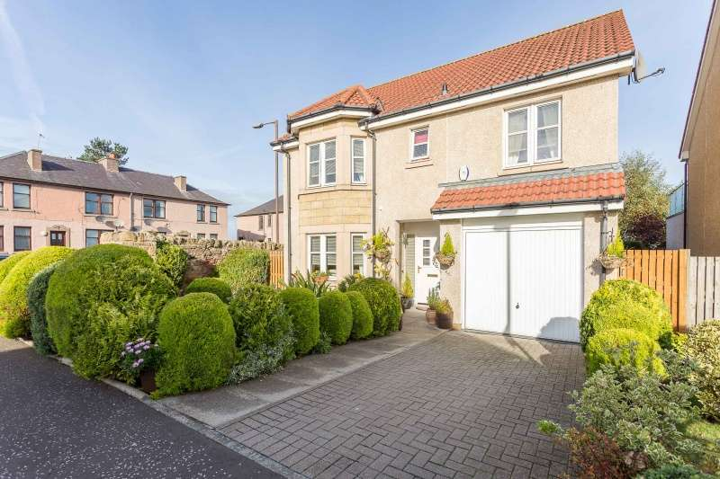 4 Bedrooms Detached House for sale in Queen Margaret University Way, Old Craighall, Musselburgh, East Lothian, EH21 8SL