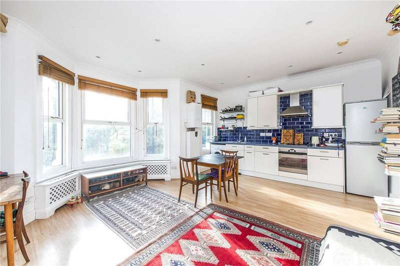 2 Bedrooms Flat for sale in Leigham Vale, London, SW16
