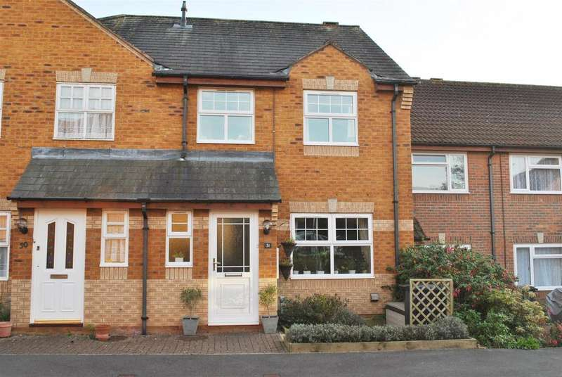 3 Bedrooms Terraced House for sale in Weirfield Green, Taunton