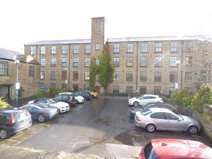 1 Bedroom Flat for sale in Victoria Apartments, Padiham, Burnley, Lancashire