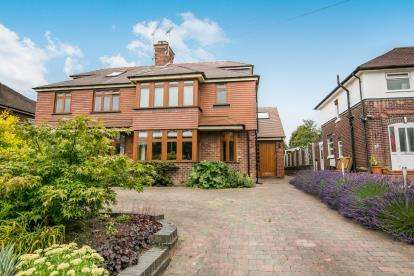 3 Bedrooms Semi Detached House for sale in Mill Hill Lane, Sandbach, Cheshire