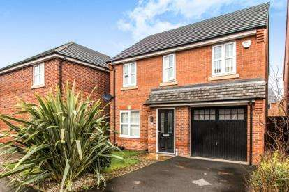 3 Bedrooms Detached House for sale in Roseway Avenue, Cadishead, Manchester, Greater Manchester