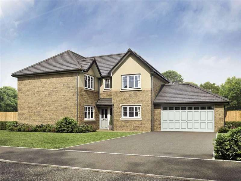 4 Bedrooms Detached House for sale in Mulberry Drive, Golcar, Huddersfield, HD7