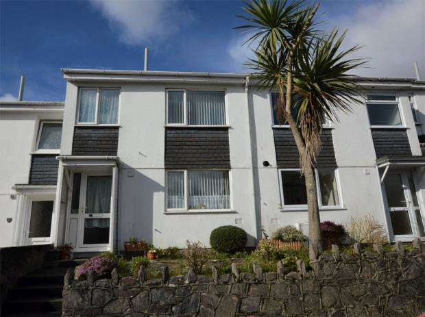 3 Bedrooms Terraced House for sale in Boringdon Hill, Plymouth, Devon