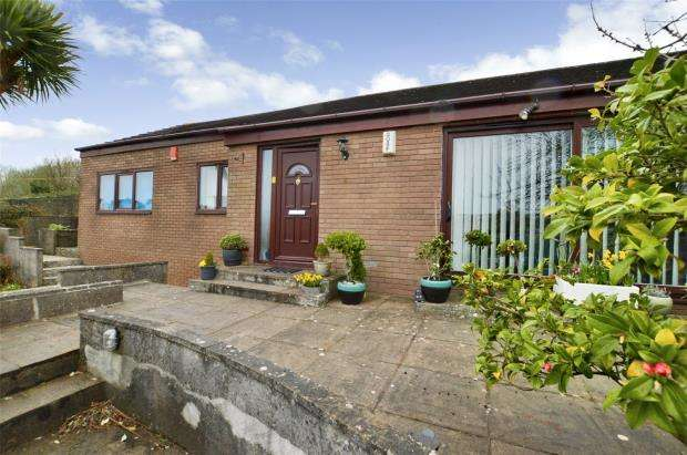 4 Bedrooms Detached Bungalow for sale in Billacombe Villas, Plymouth, Devon