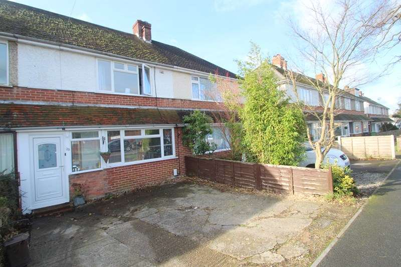 2 Bedrooms Terraced House for sale in Kings Avenue, Southampton
