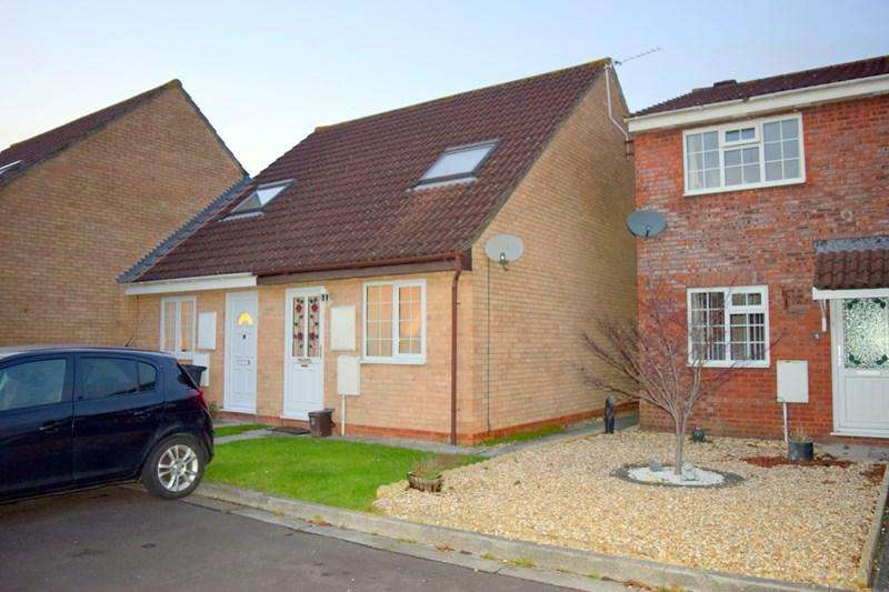 1 Bedroom Terraced House for sale in Buckland Close, BURNHAM-ON-SEA