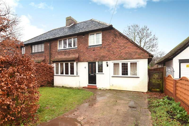 3 Bedrooms Semi Detached House for sale in The Poynings, Iver, Buckinghamshire, SL0