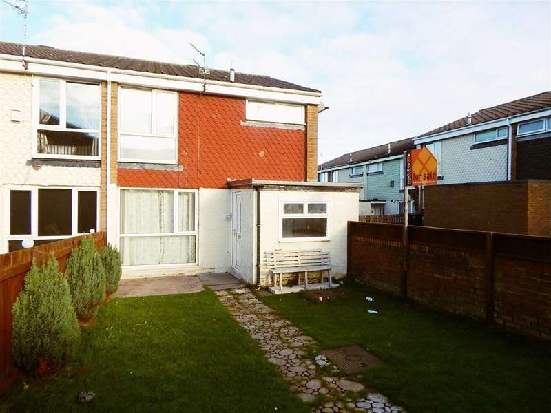 3 Bedrooms Terraced House for sale in Bodmin Close, Wallsend, Tyne And Wear, NE28