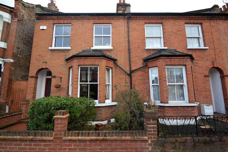 5 Bedrooms End Of Terrace House for sale in Effra Road, Wimbledon