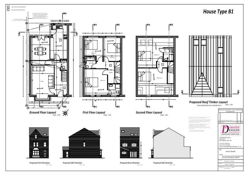 5 Bedrooms Semi Detached House for sale in PLOT 5, 239 Westminster Road, BIRMINGHAM