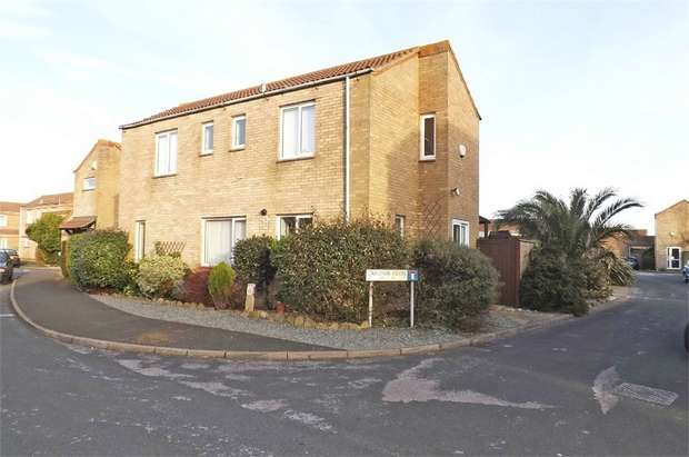 4 Bedrooms Detached House for sale in Gardner Close, Eastbourne, East Sussex