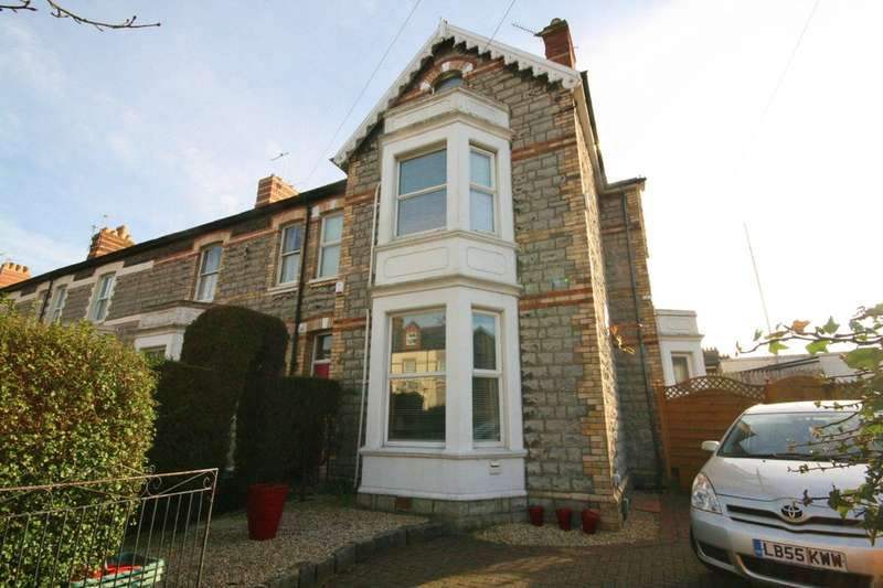 5 Bedrooms End Of Terrace House for sale in Clive Place, Penarth, Vale of Glamorgan. CF64 1AU