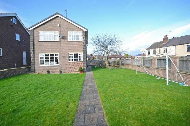 3 Bedrooms Detached House for sale in Riverdale Crescent, Stanley, Wakefield