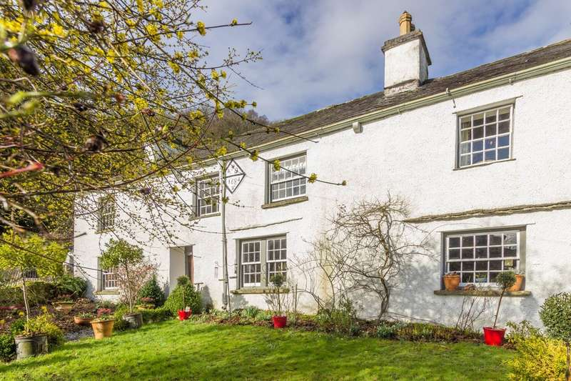 4 Bedrooms House for sale in Great Hartbarrow Farm, Cartmel Fell