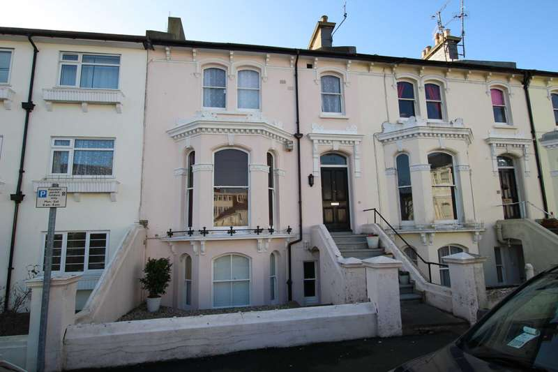 5 Bedrooms Terraced House for sale in West Terrace, Eastbourne, BN21 4QX