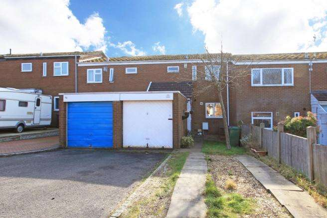 3 Bedrooms Terraced House for sale in 69 Burnside, Brookside, Telford, Shropshire, TF3 1SZ
