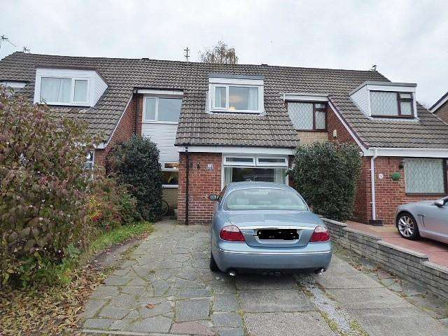 3 Bedrooms Town House for sale in Woolacombe Close, Latchford, Warrington