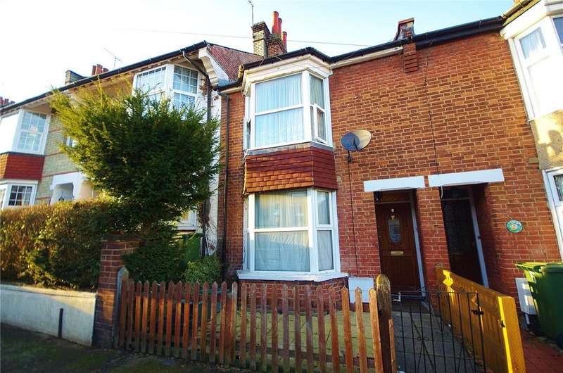 3 Bedrooms Terraced House for sale in Westbury Road, Watford, Hertfordshire, WD18