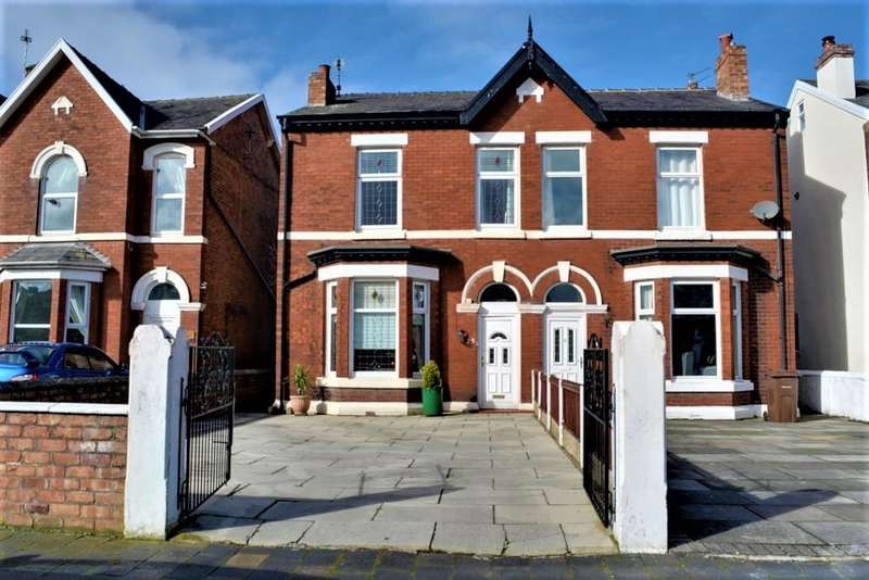 2 Bedrooms House for sale in Maple Street, Southport, PR8 6BY