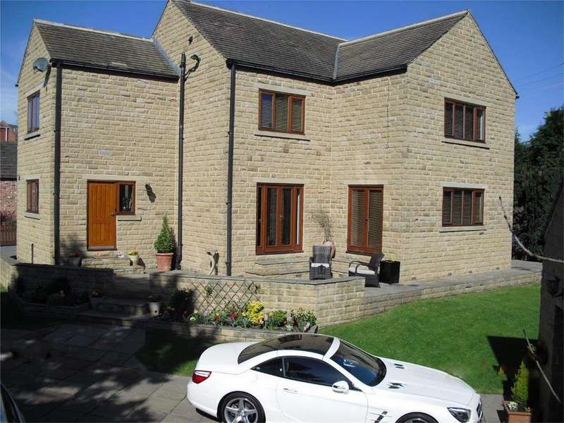 5 Bedrooms Detached House for sale in 68 George Lane, Notton, West Yorkshire