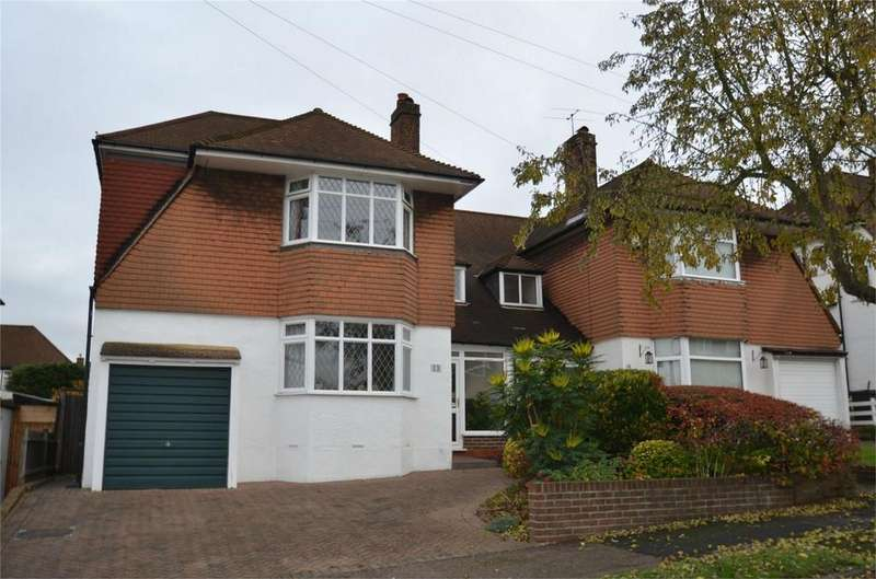 3 Bedrooms Semi Detached House for sale in The Grange, Shirley, Croydon, Surrey