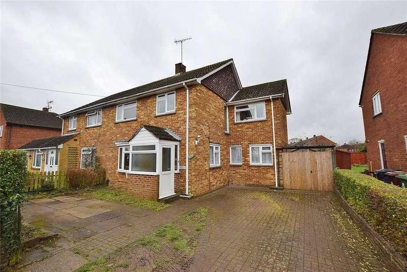 4 Bedrooms Semi Detached House for sale in Little Bushey Lane, Bushey, Hertfordshire, WD23